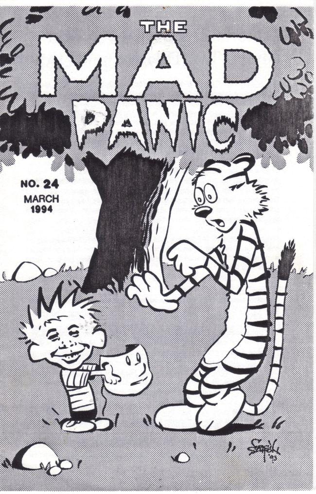 The MAD Panic #24 • USA