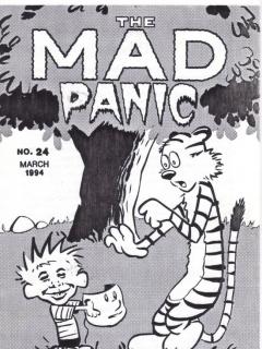 Go to The MAD Panic #24 • USA