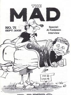 Go to The MAD Panic #71 • USA
