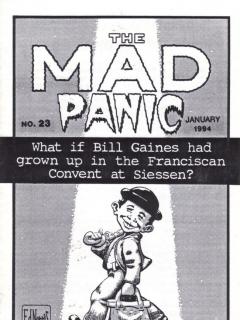 Go to The MAD Panic #23 • USA