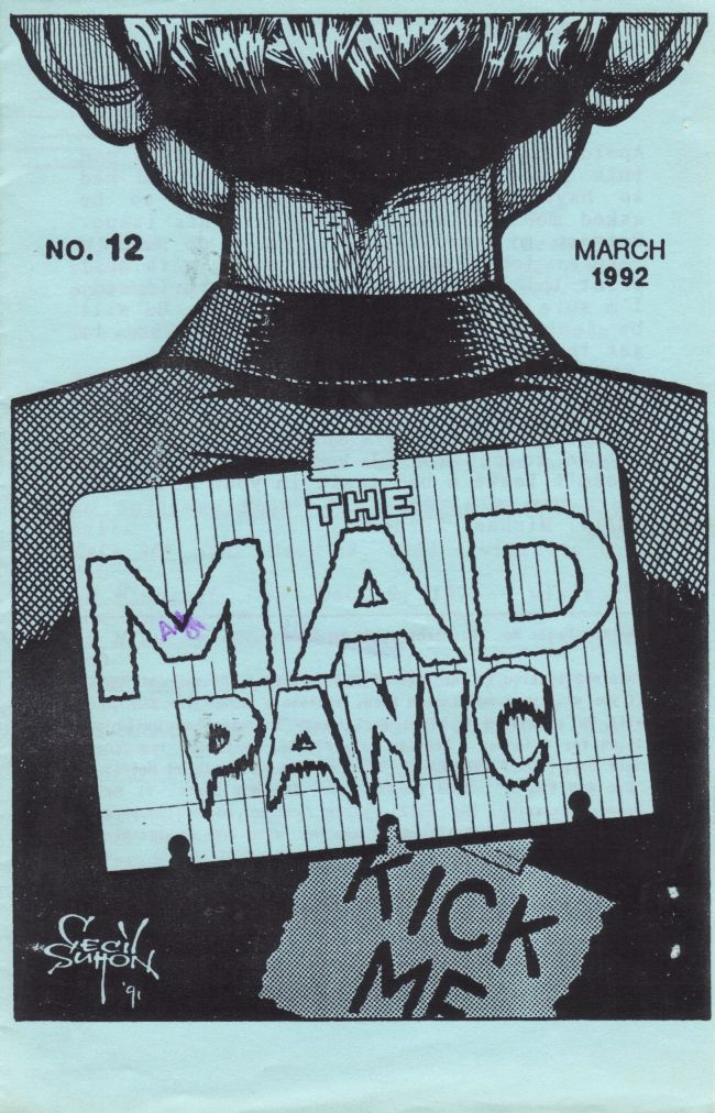 The MAD Panic #12 • USA