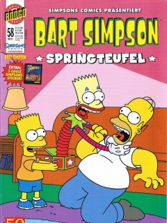 Bart Simpson #58 • Germany