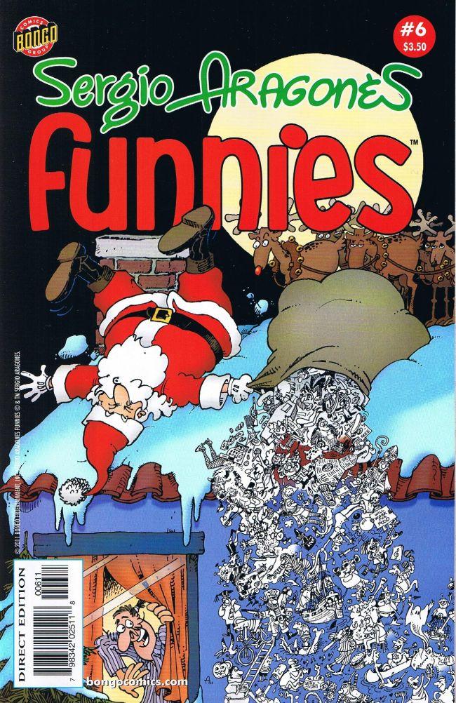 Funnies #6 • USA