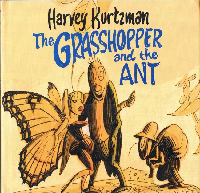 The Grasshopper and the Ant • USA