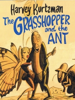 Go to The Grasshopper and the Ant • USA