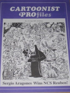 Cartoonist Profiles • USA