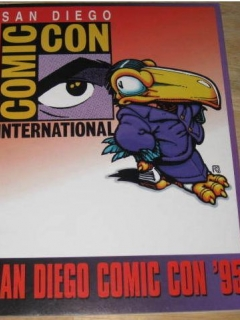 Go to San Diego Comic Con (SDCC) Yearbook • USA