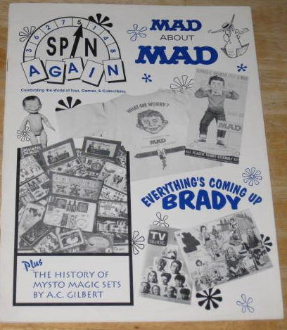 Spin Again #5 • USA