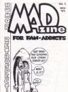 Image of MADzine #1