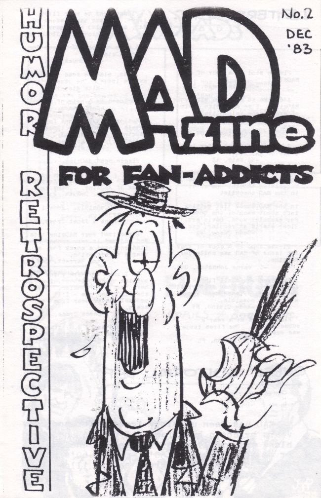 MADzine #2 • USA