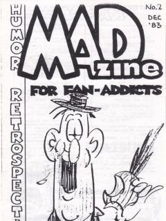 Go to MADzine #2 • USA