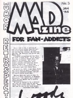 Go to MADzine #3 • USA