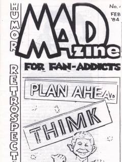 Go to MADzine #4 • USA