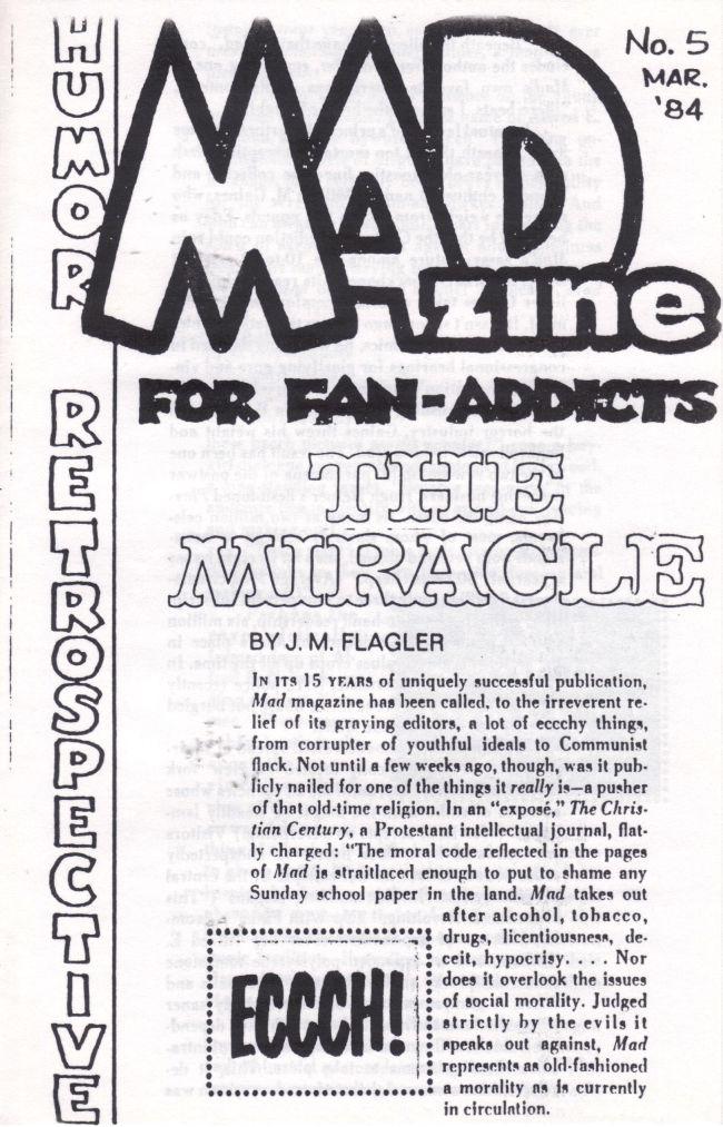 MADzine #5 • USA