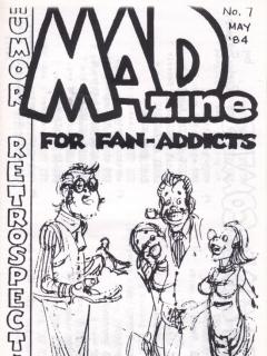 Go to MADzine #7 • USA