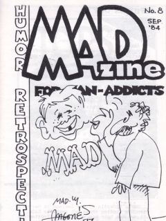 MADzine #8 • USA
