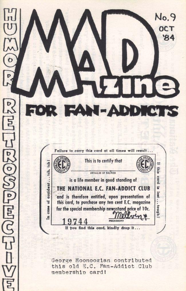 MADzine #9 • USA