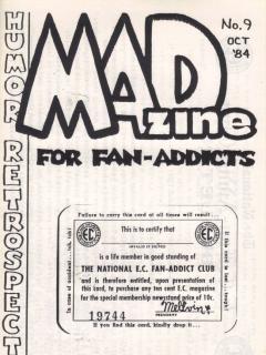 Go to MADzine #9 • USA
