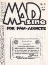 Image of MADzine #9