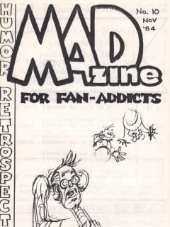 Go to MADzine #10 • USA