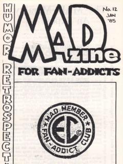 Go to MADzine #12 • USA