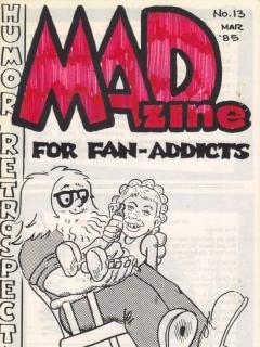 Go to MADzine #13 • USA