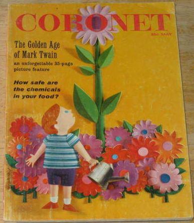 Coronet Magazine • USA