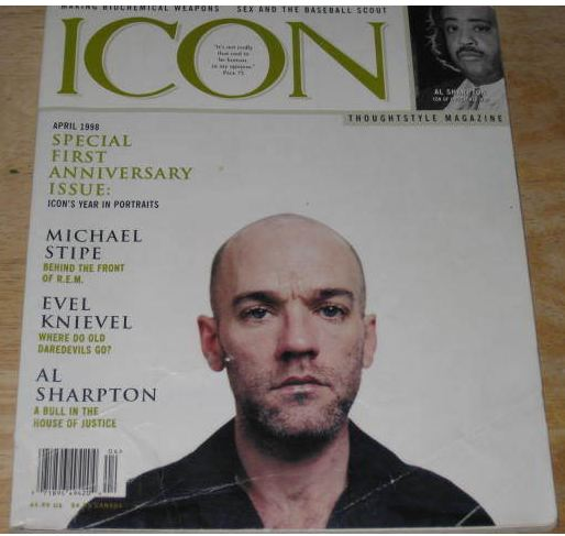 ICON Magazine • USA