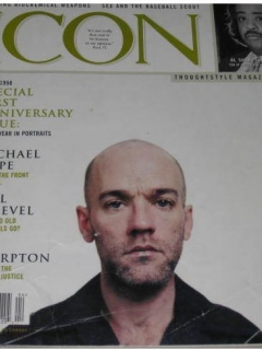 Go to ICON Magazine