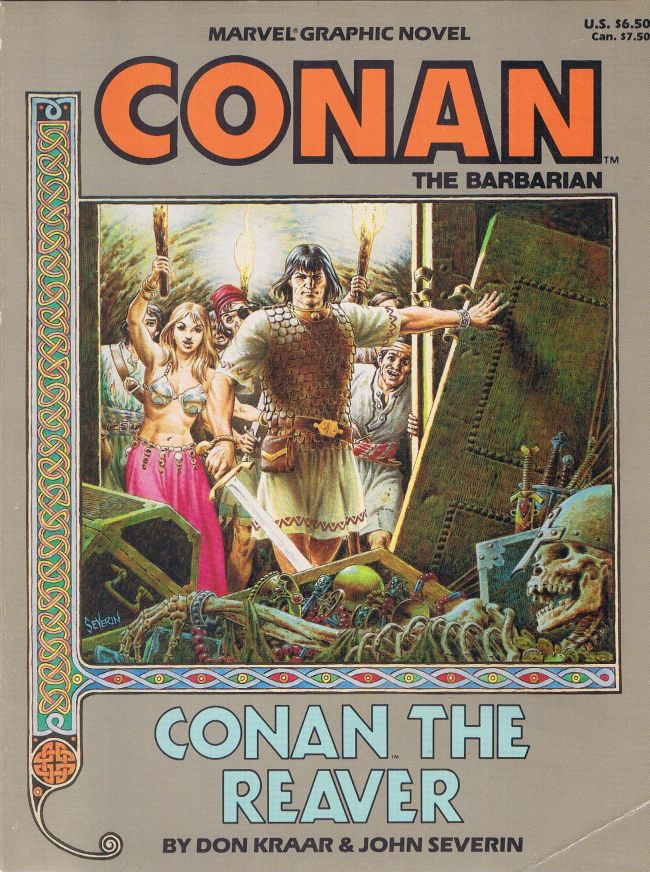 Conan The Barbarian • USA
