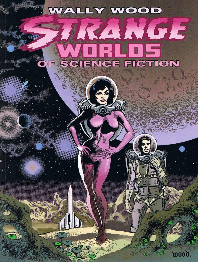 Strange Worlds of Science Fiction • USA