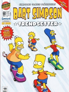 Go to Bart Simpson #60 • Germany