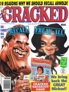 Go to Cracked #362 • USA