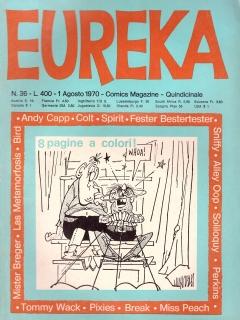 Go to Eureka #36 • Italy