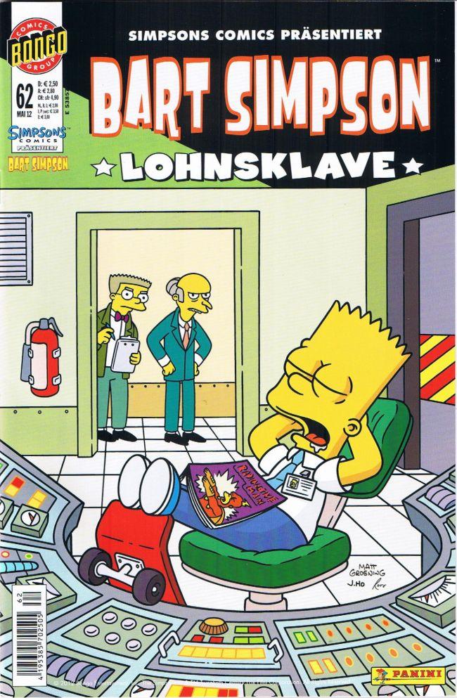 Bart Simpson #62 • Germany