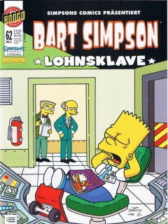 Bart Simpson #62 • Germany