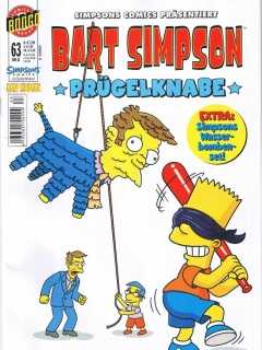 Go to Bart Simpson #63 • Germany