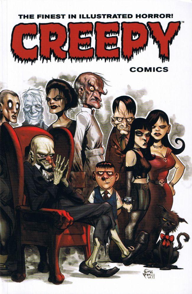 Creepy Comics Vol. 1 TP #1 • USA