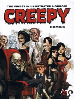 Go to Creepy Comics Vol. 1 TP #1 • USA