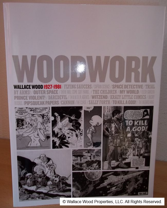 Woodwork • USA