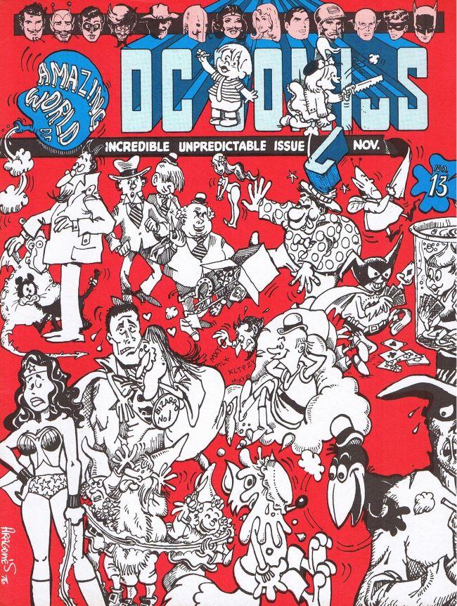 The Amazing World of DC #13 • USA