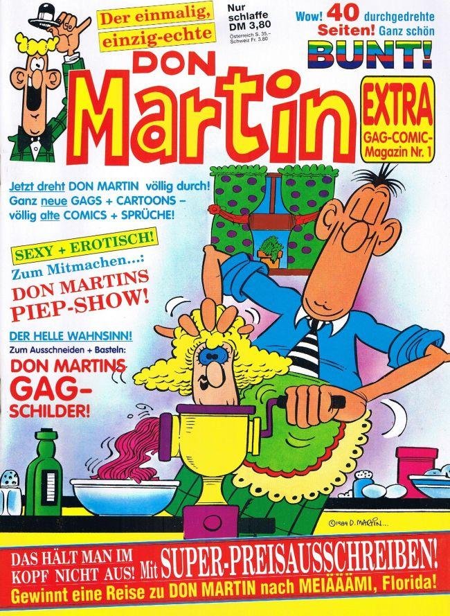 Don Martin #1 • Germany
