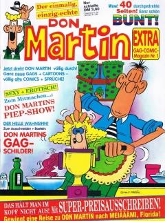 Go to Don Martin #1 • Germany