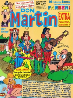 Go to Don Martin #4 • Germany