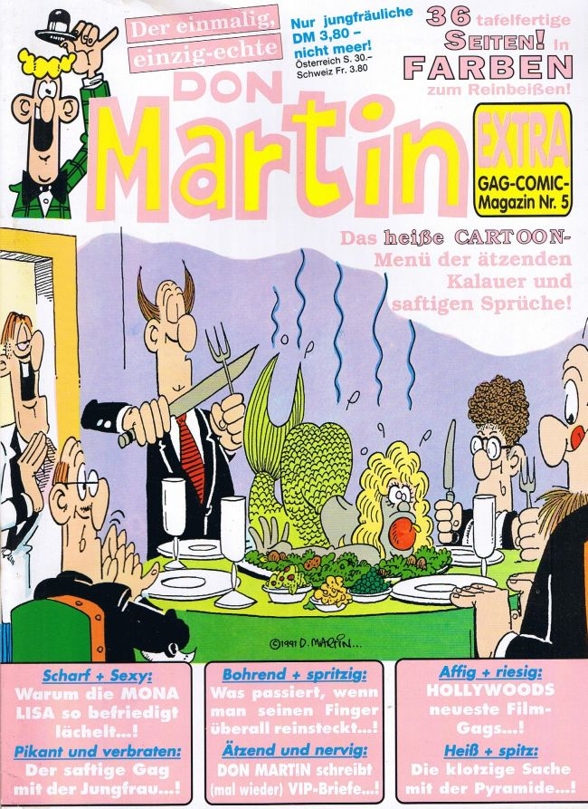 Don Martin #5 • Germany