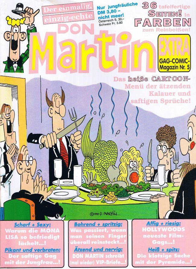 Don Martin #5 • Germany