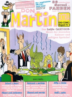 Go to Don Martin #5 • Germany