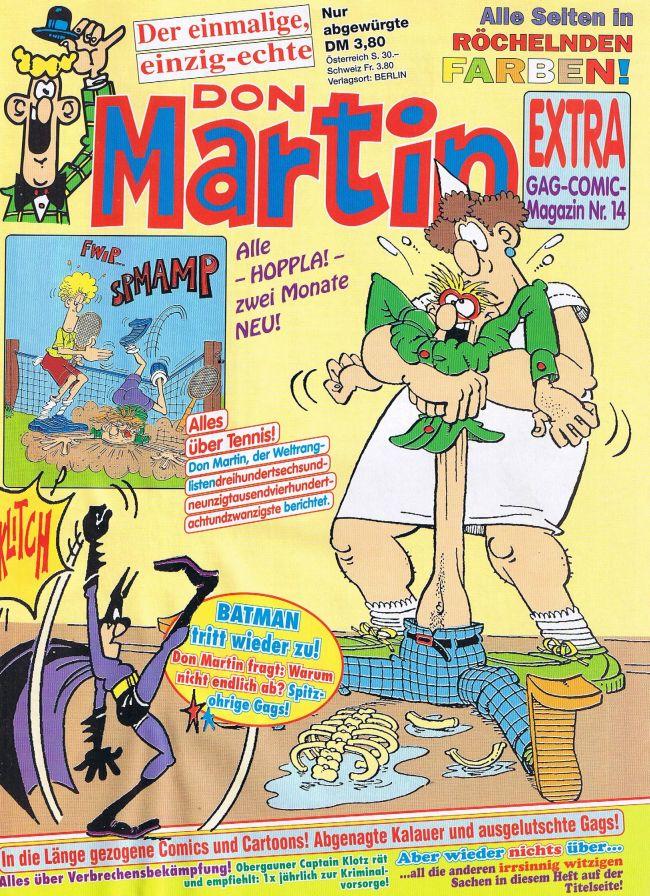 Don Martin #14 • Germany