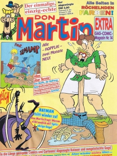 Go to Don Martin #14 • Germany