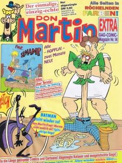 Go to Don Martin #14 • Germany